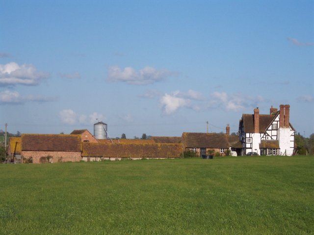 Northfield Farm, Hanley Castle