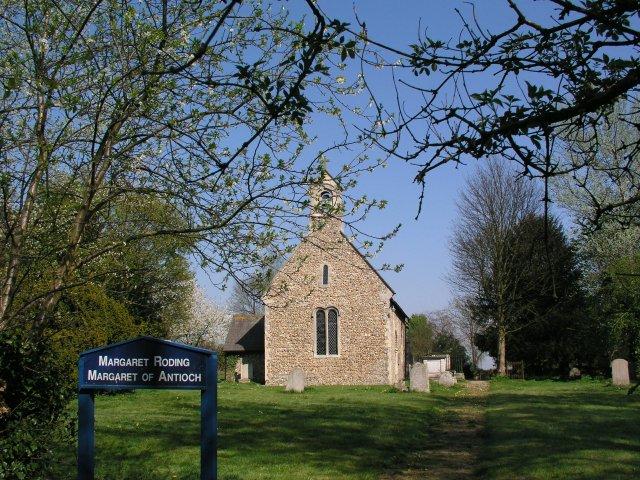 Margaret Roding church