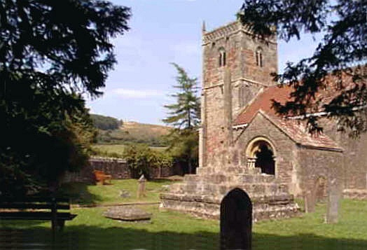 Compton Bishop Church