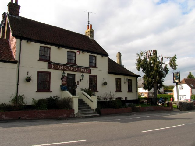 The Frankland Arms: Washington (West Sussex)