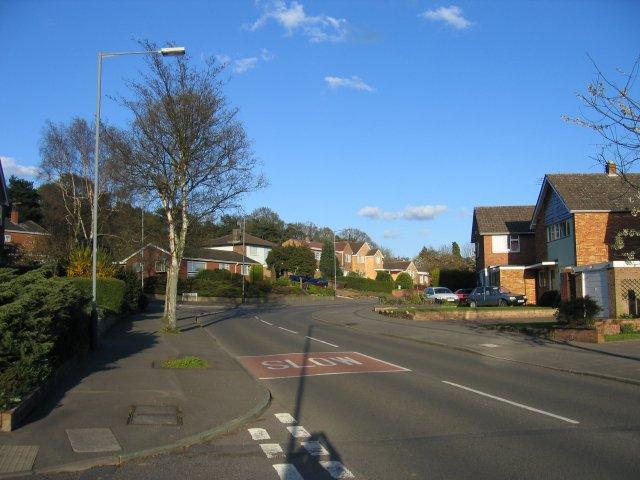 Spinney Hill, Warwick