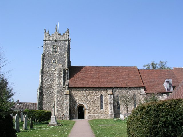 Rushmere St Andrew