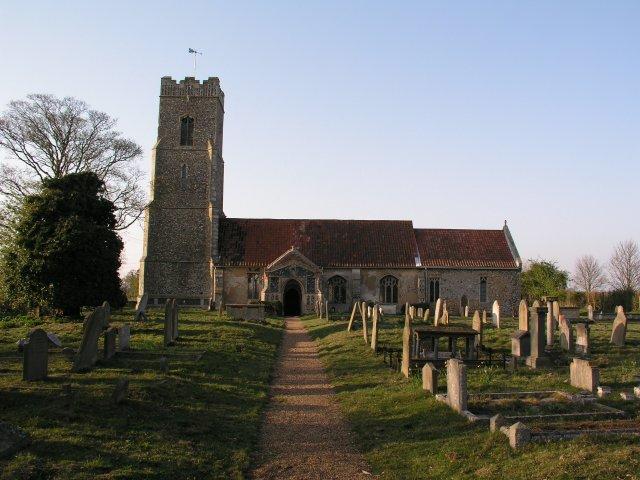 Snape church
