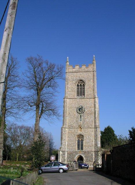Ufford church
