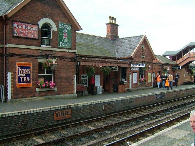 Bewdley Railway Station