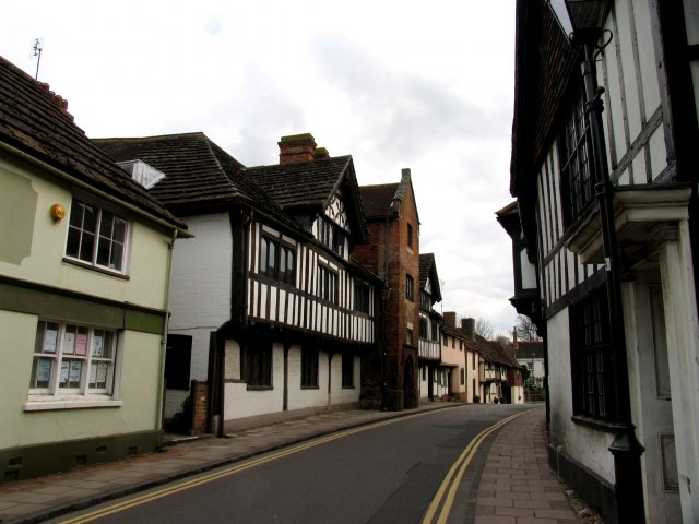 Church Street Steyning: West Sussex