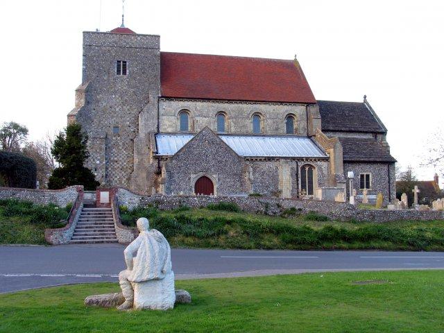 Thoughtful Reflection: Steyning (West Sussex)