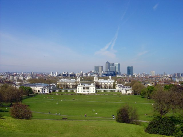 Maritime Greenwich - World Heritage Site