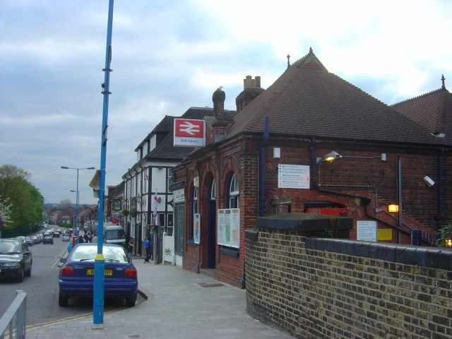 Bellingham Station, London