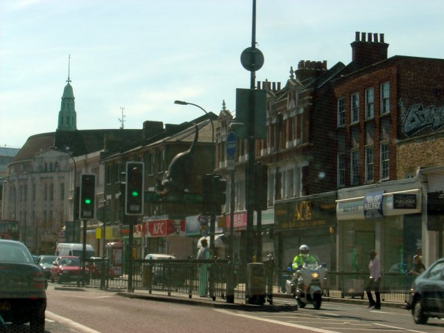 Catford Town Centre