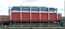 J3473 : Belfast Central Railway Station by Michael Parry