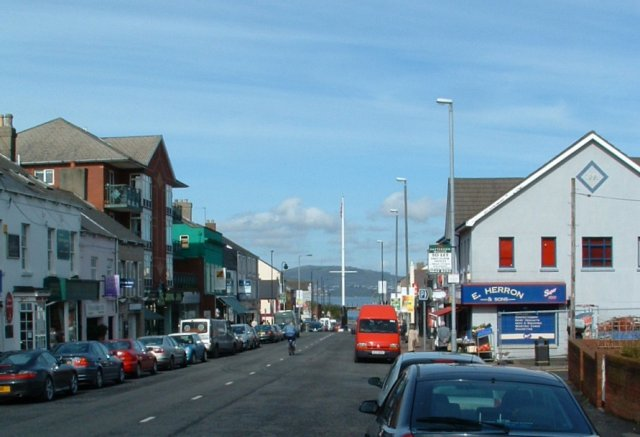Holywood Town Centre