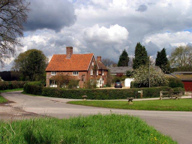 Inhurst Farm: Baughurst Area