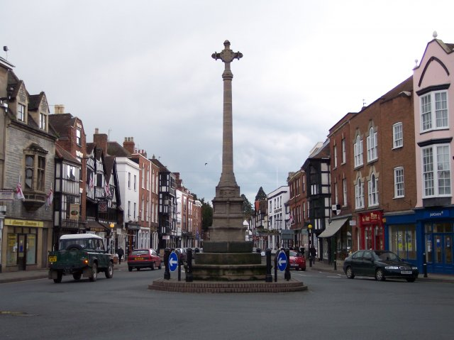 Tewkesbury War Memorial