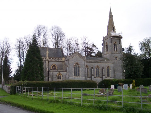 Bushley Church