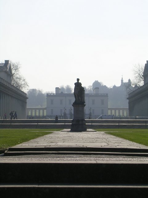 Statue of George II, Greenwich