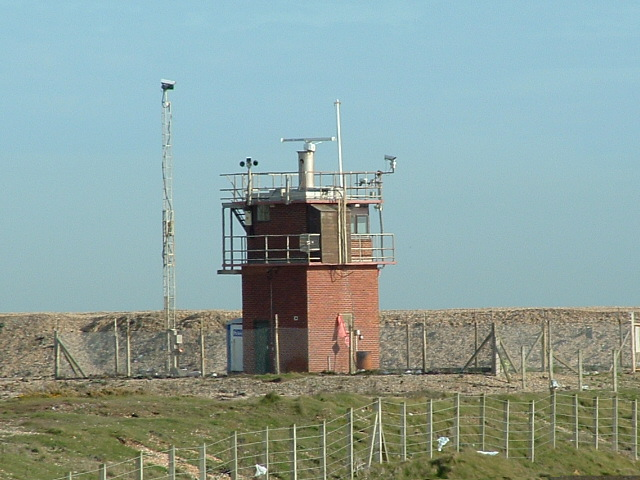Watch Tower, Dengemarsh, Kent