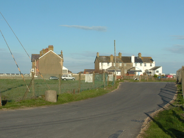 Coastguard cottages, Jurys Gap, East Sussex