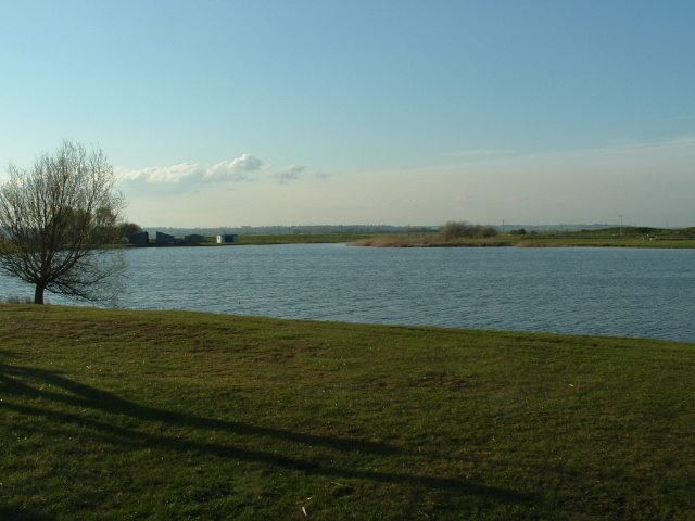 Pound Field Farm Lake, Camber, East Sussex.