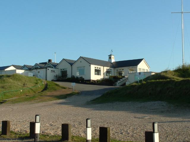 Rye Golf Club Clubhouse, Rye, East Sussex