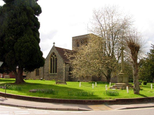 Church in Kingsclere