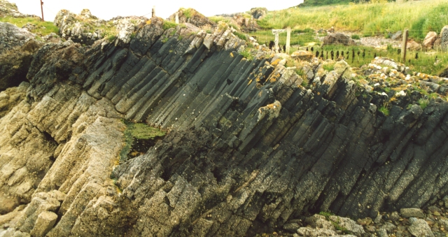 """Organ Pipes"" at Kilchattan"