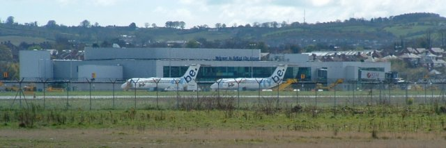 Belfast City Airport Terminal