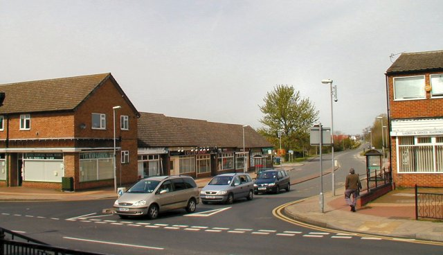 Shops at East Leake
