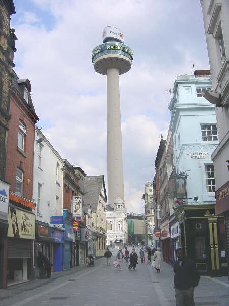 St John's Tower, Liverpool