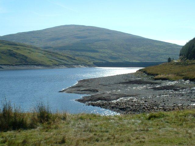 Nant Y Moch Dam