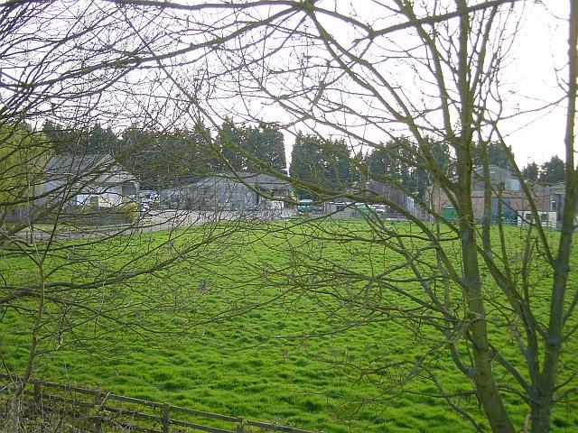 Little Sharsted Farm