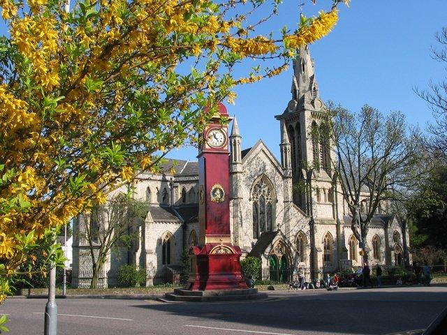 Christ Church, Highbury Hill, London N5