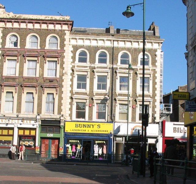 Dalston, NE London