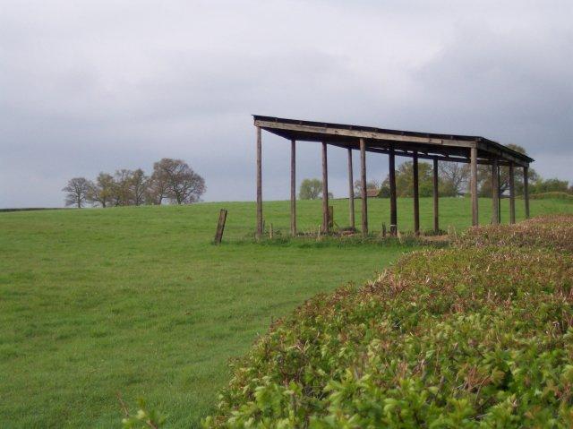 Pole Barn, Berrow