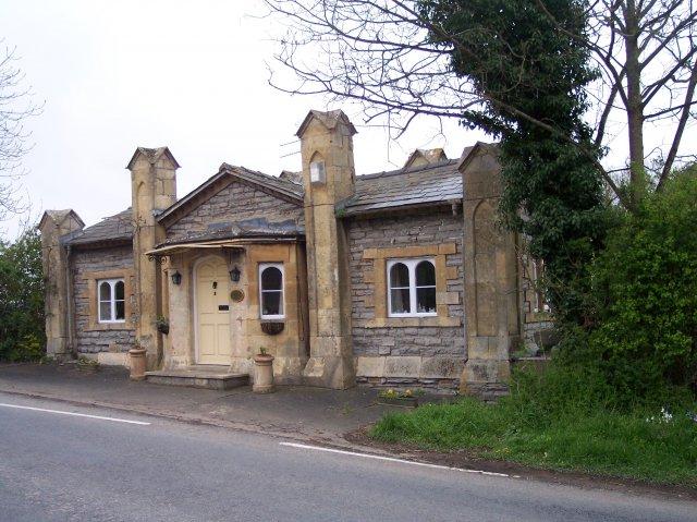 Mythe Bridge Toll House