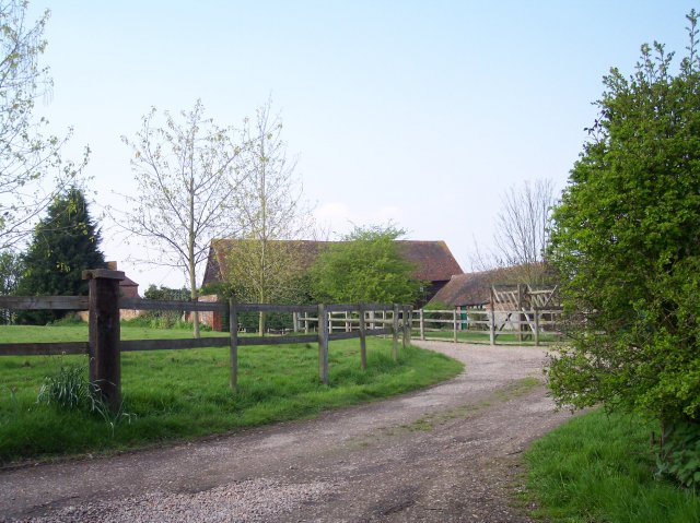 Woodend Farm cottages.