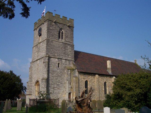 Twyning Church, Church End, Twyning.