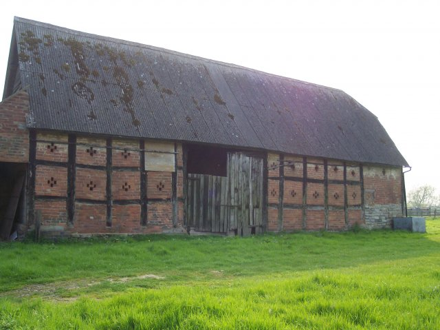 Threshing Barn, Puckrup