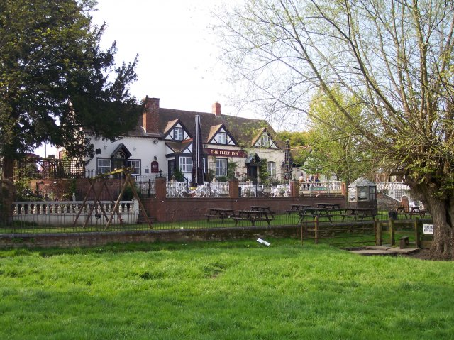 The Fleet Inn, Twyning