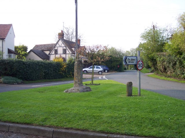 Remains of a Cross, Uckinghall