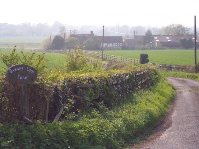 Saxons Lode Farm