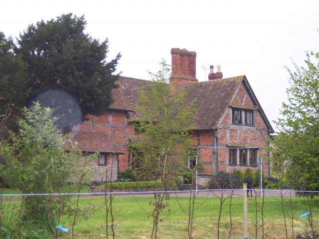 Rectory Farm, Longdon