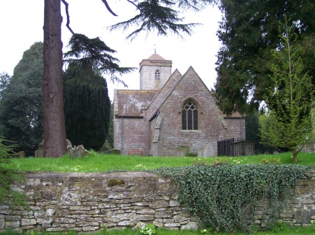 Birtsmorton Church