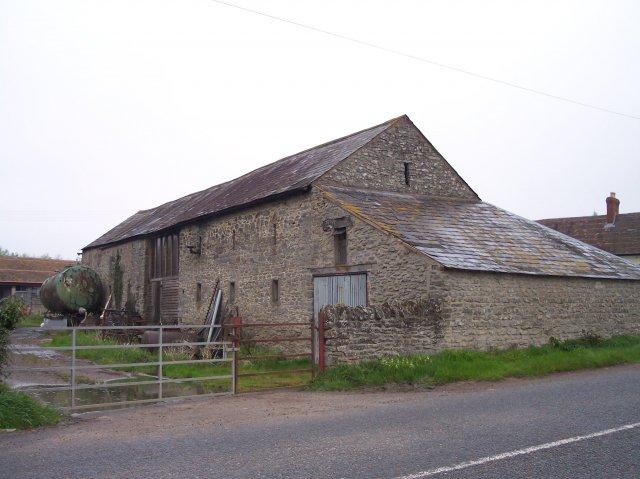 Threshing Barn, Sledge Green.
