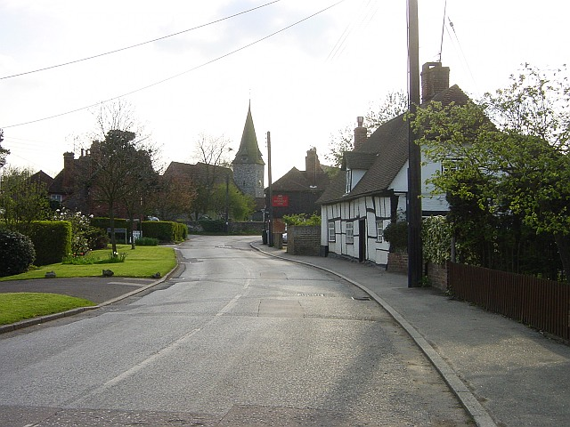 The Street, Newnham
