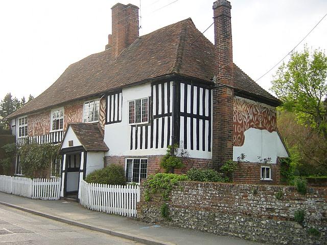 Calico House, Newnham