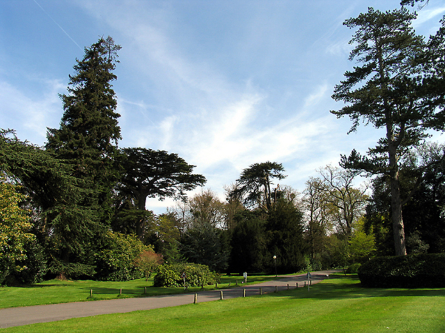 Aldermaston Park