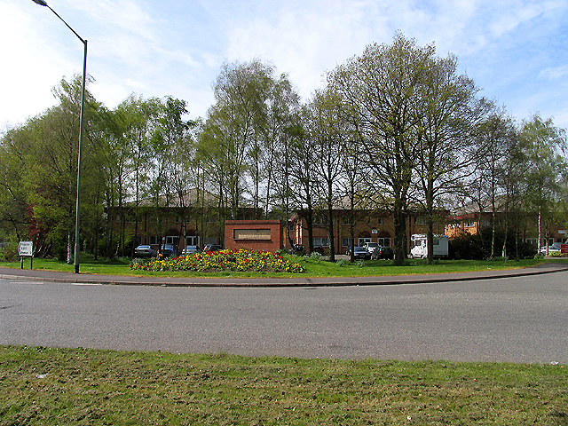 Business Park on the B0351