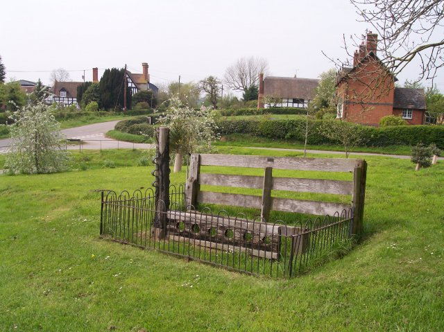 Stocks and Whipping Post, Forthampton