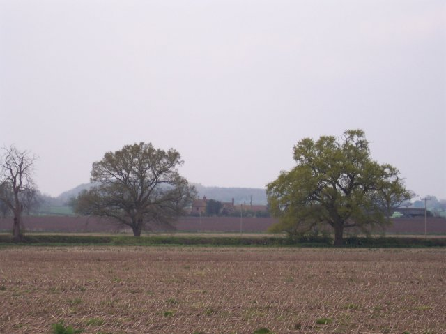 Home Farm. Forthampton
